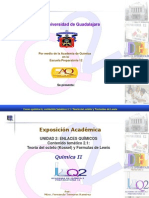 Contenido Tematico 2.1 Teoria Del Octetoxx