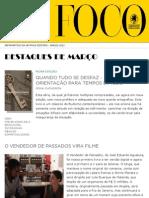 Newsletter - Março de 2012