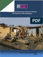 ICHR Rohingya Report 2010 (Crimes against Humanity in Western Burma)