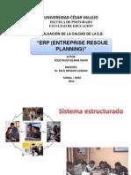 Erp (Entreprise Resoue Planning)