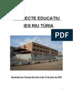 Projecte educatiu