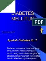 Diabetes Mellitus,Powerpoint