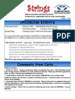 Newsletter Vol 1 - 2012