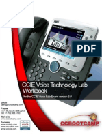 Sample Ccie Voice Technology Lab