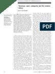 Castor Semenya - Sports and Creative Role of Ethics