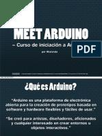 Meet Arduino