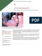 FURCHT VOR BIO-TERRORISMUS - US-Regierung will Grippevirus-Bauplan geheimhalten