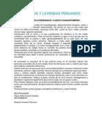 Cuentos y Leyendas Peruanos