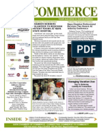 March 2012 Commerce Newsletter