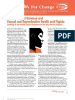 ARROWs for Change bulletin Vol. 17 No. 2 (Gender-based Violence & Sexual & Reproductive Health & Rights