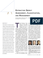 Extraction Defect