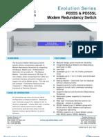PD55S & PD55SL Switch Data Sheet