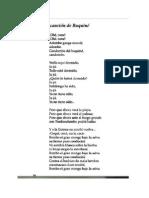 Falsa Cancion Del Baquine