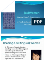 Reading & Writing (as)Woman 2
