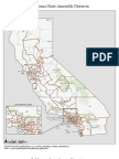 California Citizens Redistricting Commission Final Certified District Maps