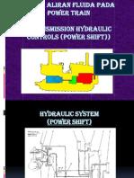 Sistem Aliran Fluida Pada Power Train Transmisi