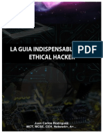 Guia Indispensable de Un Etical Hacker