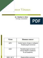 Tumor Viruses