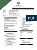 ES26 Course Information