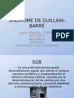 sÍndrome de Guillain-barrÉ2