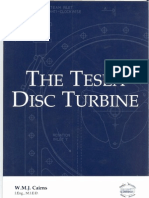The Tesla Disk Turbine
