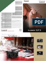 GF3 Catalog
