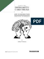 32 Card Tricks