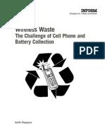 RBRC Wireless Waste