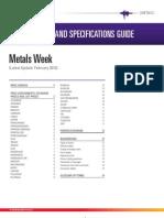 Metals Platts