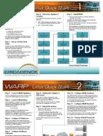 WARP Linux Quick Start v4