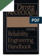 Dimitri Kececioglu - Reliability Engineering Handbook, Vol. 1