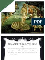 Renacimiento Literario