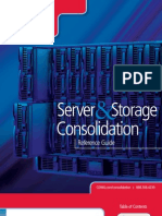 Server and Storage Consolidation