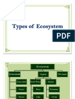 5. Types of Ecosystems
