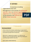 2- Managerial Functions & Skills