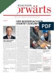 Niedersachsen-Vorwärts März 2012