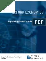 Oxford Economics_Explaining Dubai's Aviation Model_June 2011