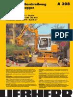 Technische Beschreibung Hydraulikbagger Einsatzgewicht 9,1 – 10,9 t Motorleistung