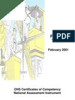 ForkliftAsessmentInstrument2001