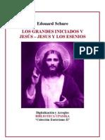 Jesús y los Esenios -Edouard Schure-