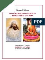 Zoroastro y Budha -Edouard Schure-