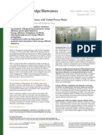 Addressing Energy-efficiency with Virtual Power Plants