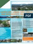 Poster UrbaSpaces Biodiversity
