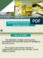 SEMNALIZARE DE SECURITATE