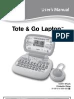 Tote & Go Laptop (2011)