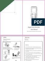 User Manual E80