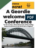 Conference Democrat No 2 Mar 12