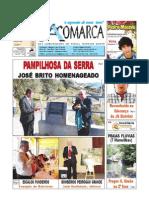 A Comarca, n.º 381 (29 de fevereiro de 2012)