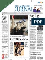 The Abington Journal 03-07-2012