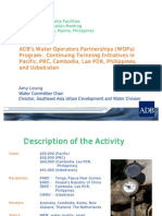 WFPF Project Presentation-Water Operators Partnerships Program